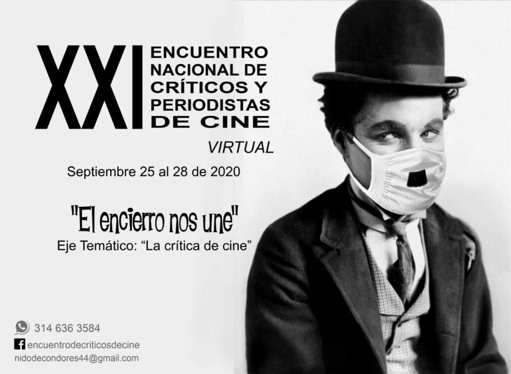 Encuentro nacional de criticos y periodistas de cine