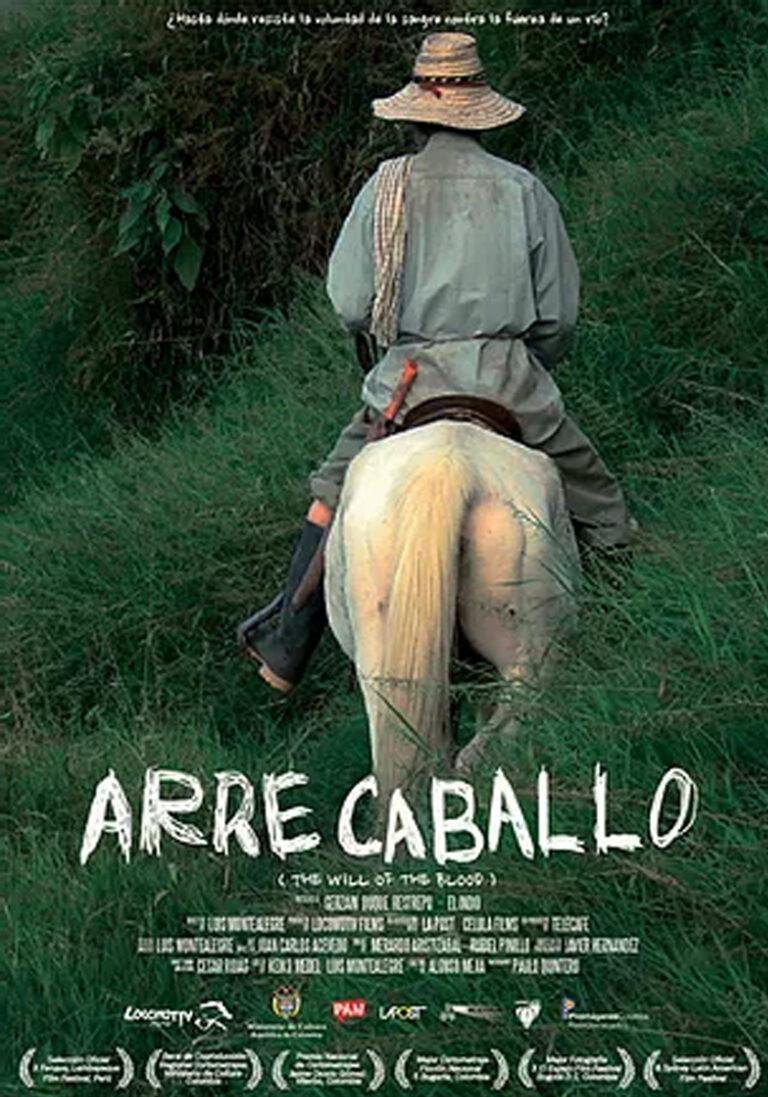 ARRE CABALLO