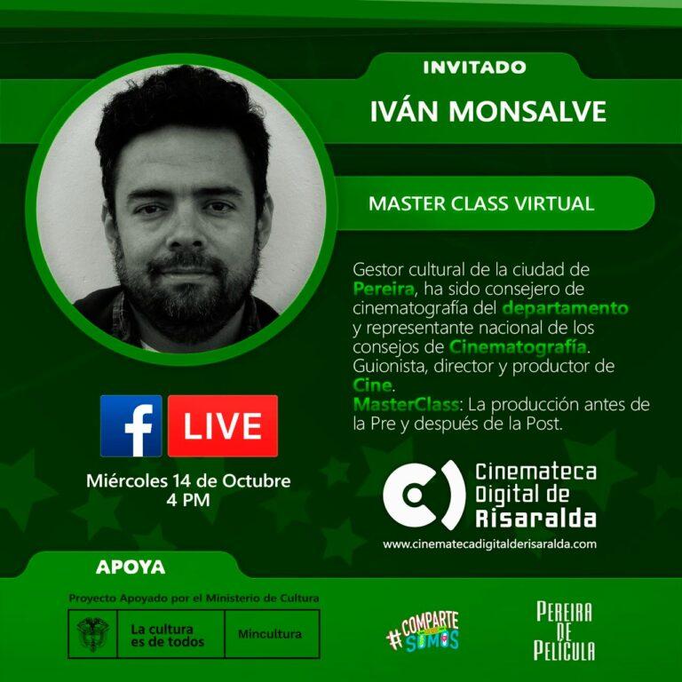 MASTERCLASS CON IVÁN MONSALVE
