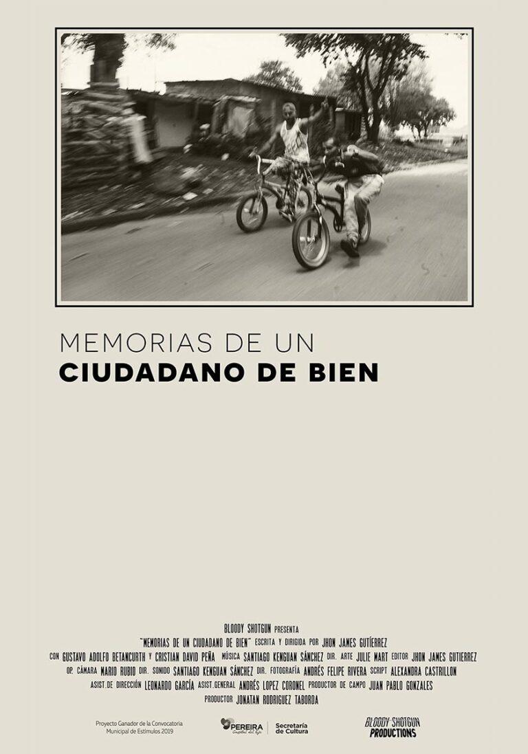 MEMORIAS DE UN CIUDADANO DE BIEN